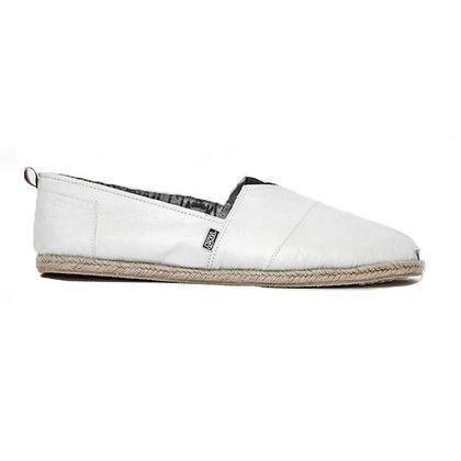 Santa Monica Women White Paper shoes