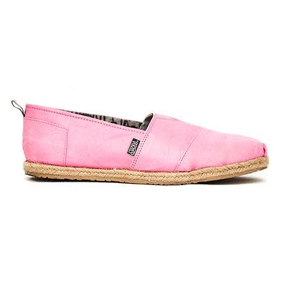 Santa Monica Women Pink Paper Shoes