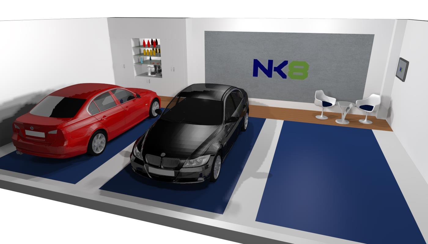 NK8   Ecolavagem automotiva