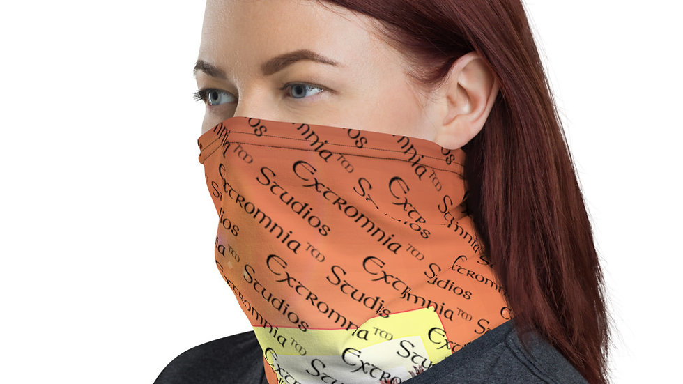 Minecraft® Neck Gaiter Reusable Face Covering