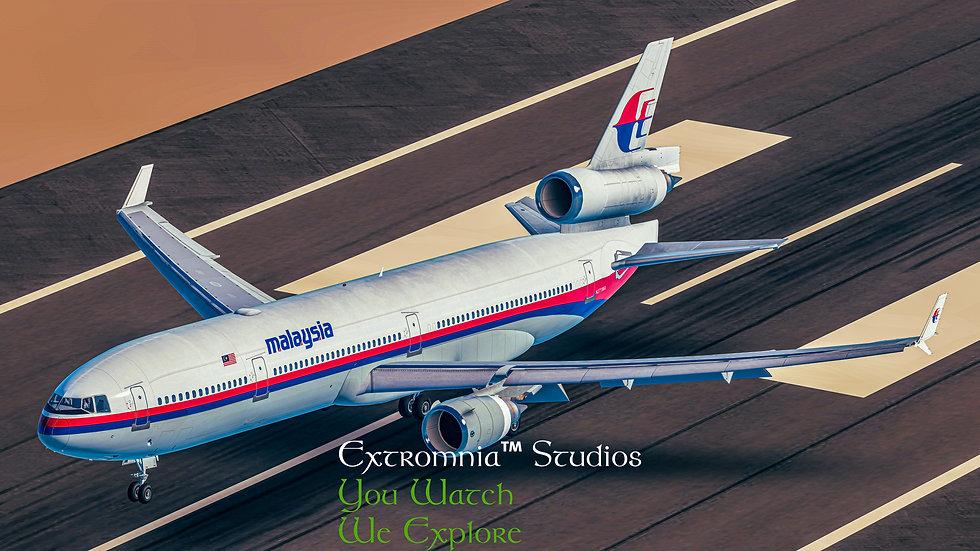 Estudios Extromnia - MD-11 MAS