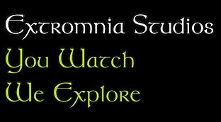 Extromnia Studios Logo 2021, Click to go to Extromnia Studios website.
