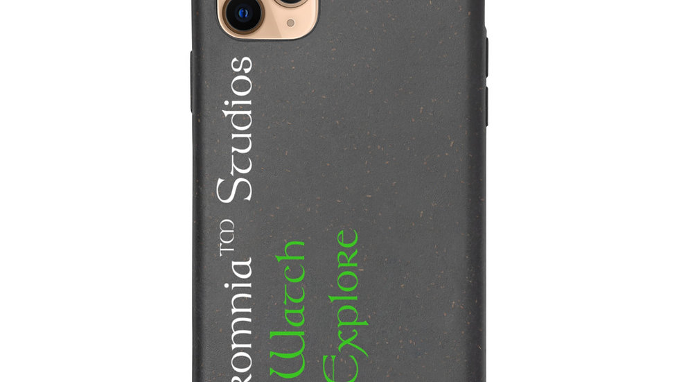 Extromnia Studios Biodegradable iPhone case