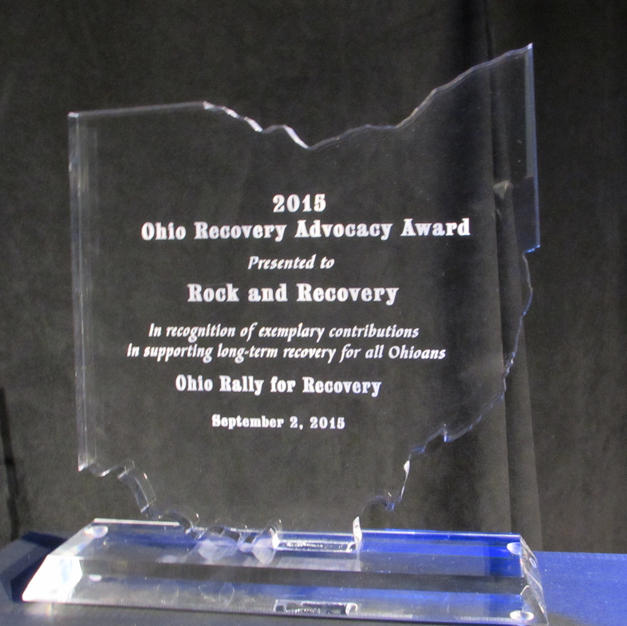 State of Ohio Advocacy Award