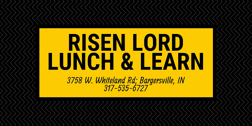 Risen Lord Lunch Bunch - Fast Track
