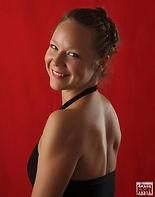 Mireille Chamberland, artiste de cirque