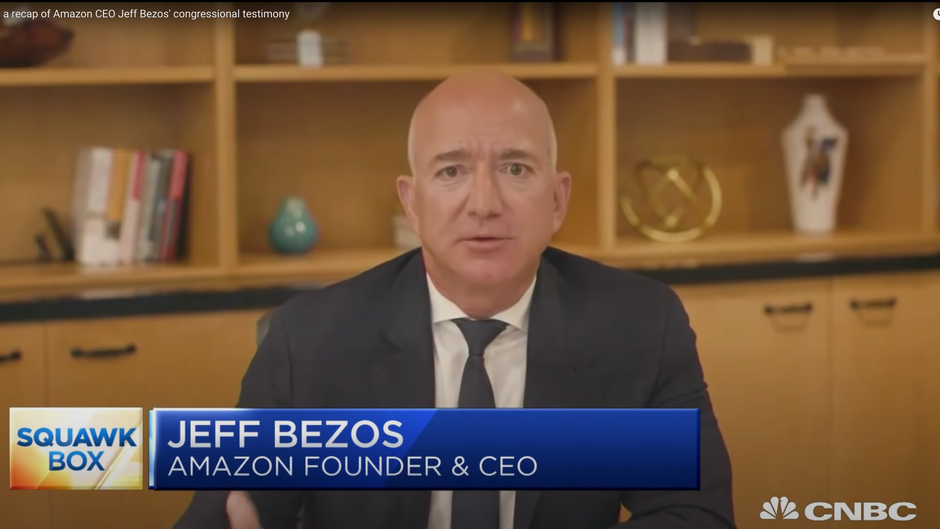 [🇺🇸] Statement by Jeff Bezos to the U.S. House Committee on the Judiciary