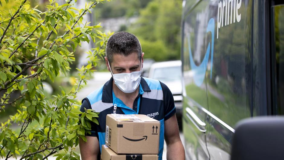 [🇺🇸] Amazon's COVID-19 updates on how Amazon is responding to the crisis