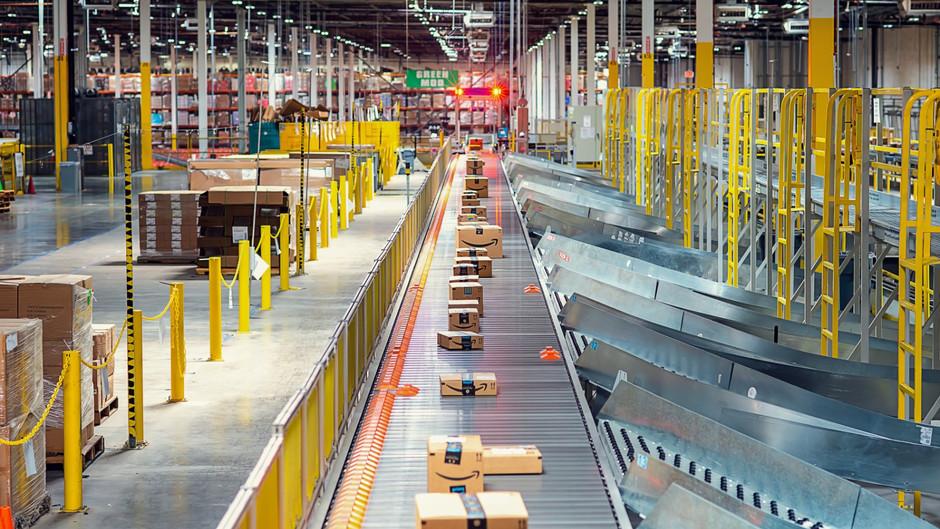 [🇲🇽] Amazon anuncia primer Fullfilment Center en El Paso, TX