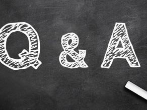 New Hebron Q & A: Health & Wealth