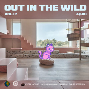 SEVERE NATURE PRESENTS - OUT IN THE WILD VOL. 17 CURATED BY AJUKI