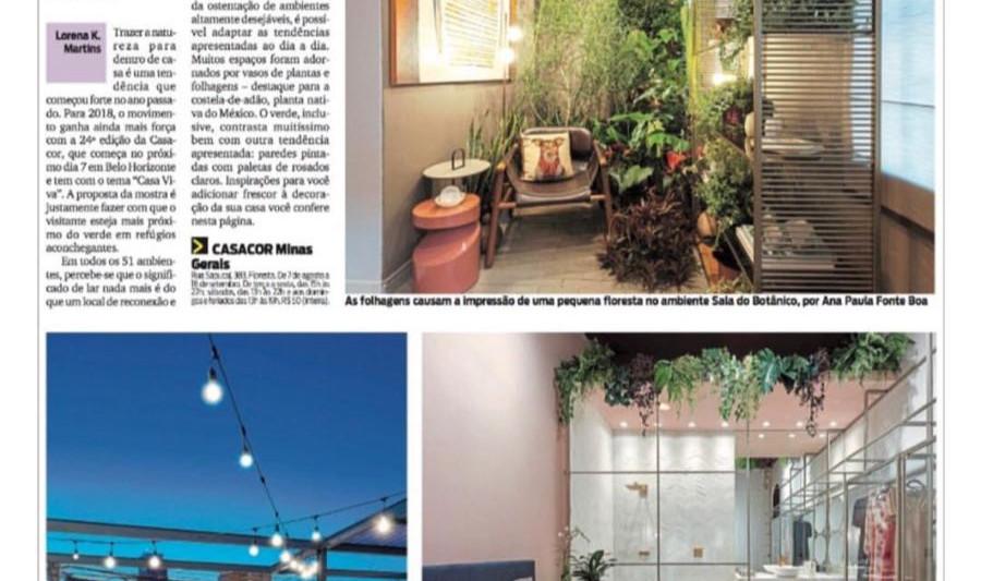 JORNAL PAMPULHA | CASACOR MINAS 2018
