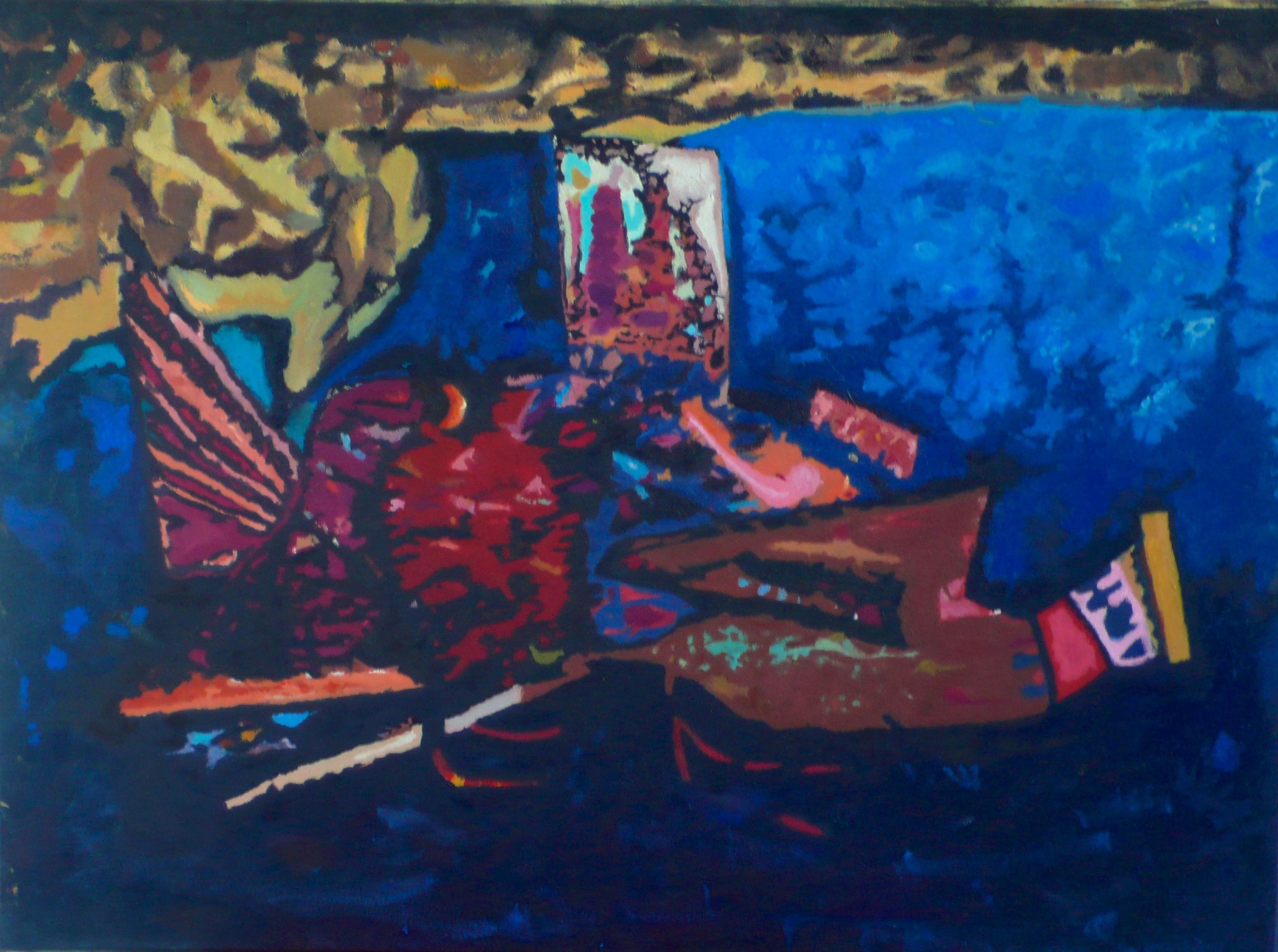 Oily fish I (2012)