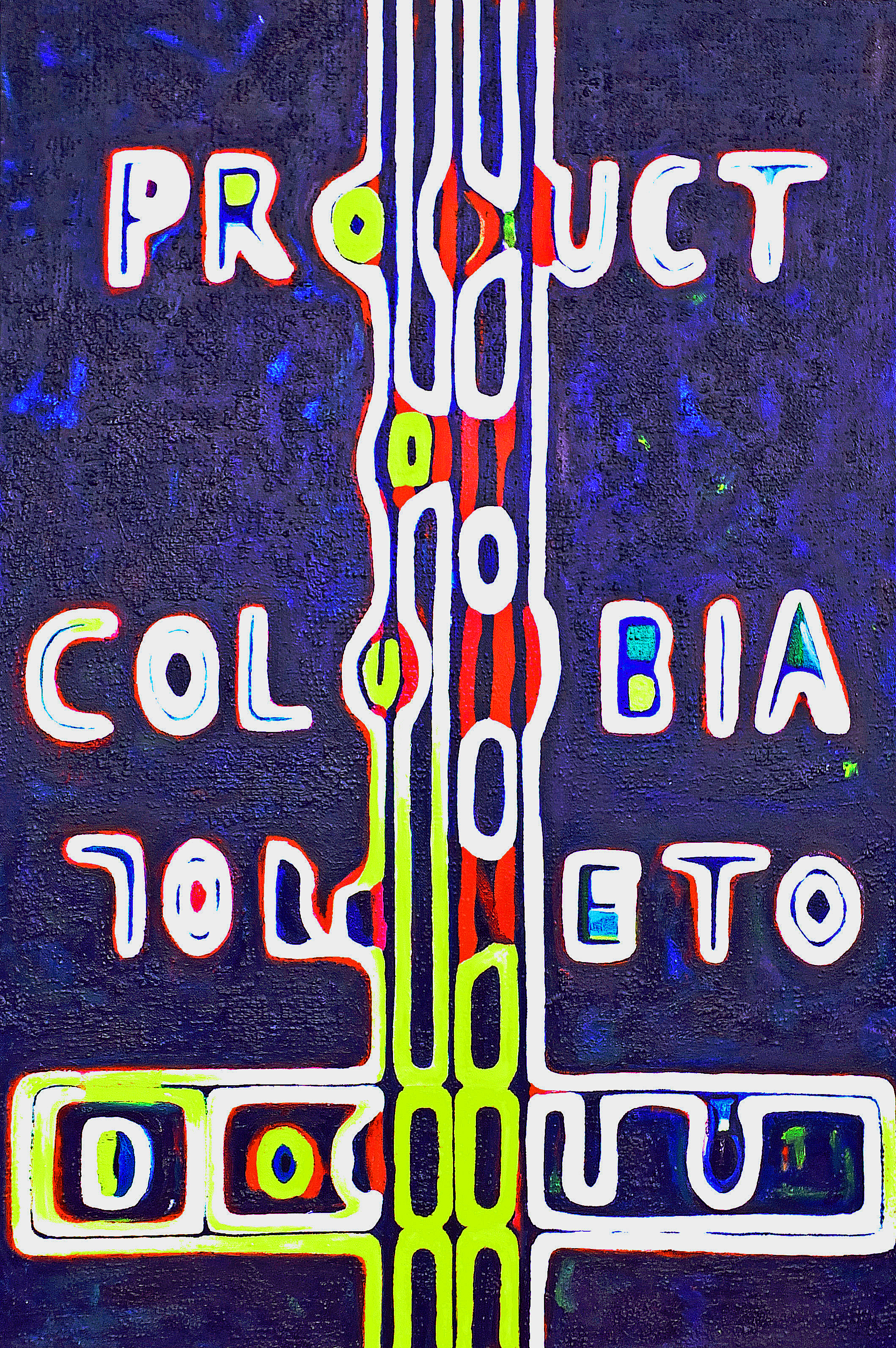 Product of Colombia I