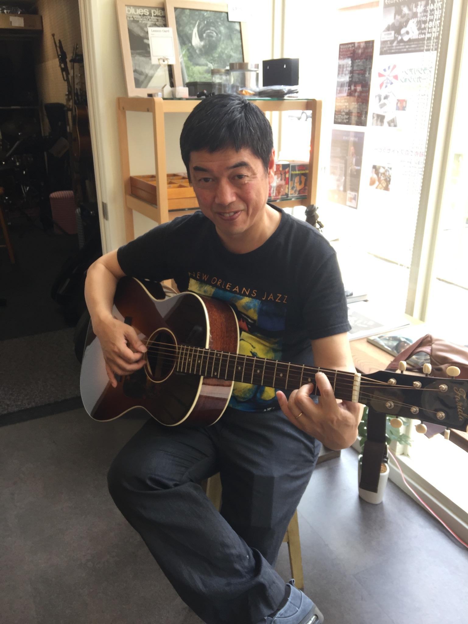 徳永英彰 (Guitar)