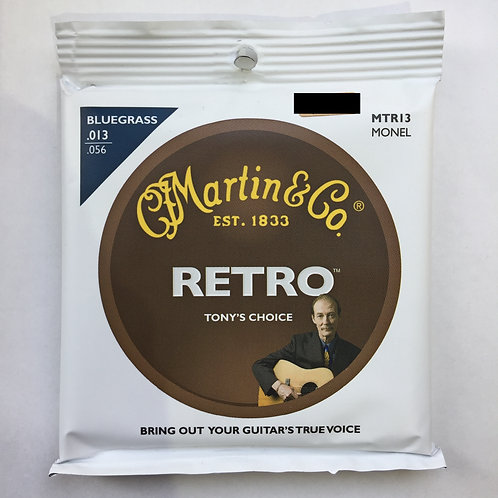 Martin MTR13 Monel Bluegrass .013/.056