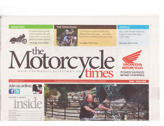 The Motorcycle Times