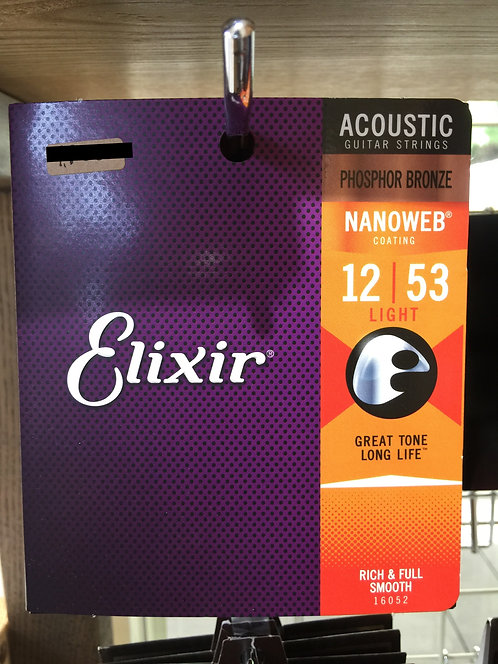 Elixir 12/53 Light