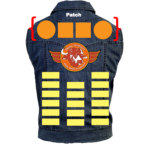 Patch By Back Collar