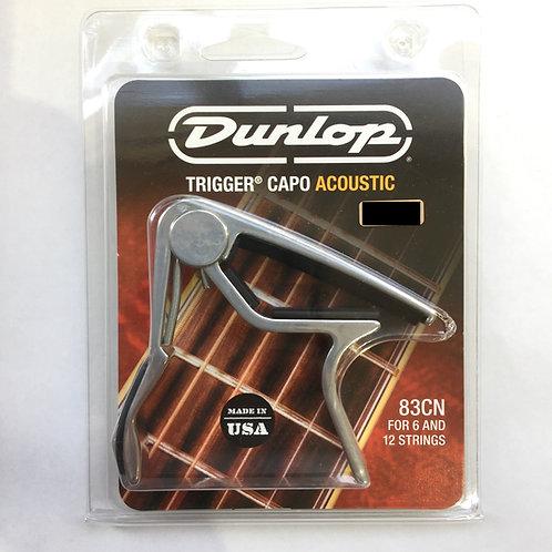 Dunlop Trigger Capo Acoustic 83CN