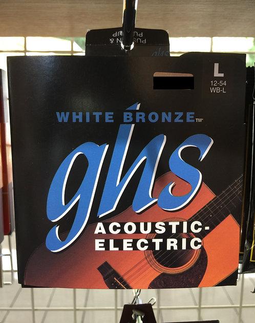 ghs White Bronze