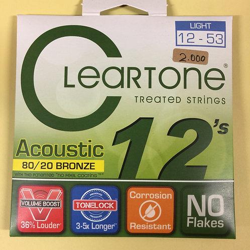 Cleartone Light012-053 80/20 BRONZE