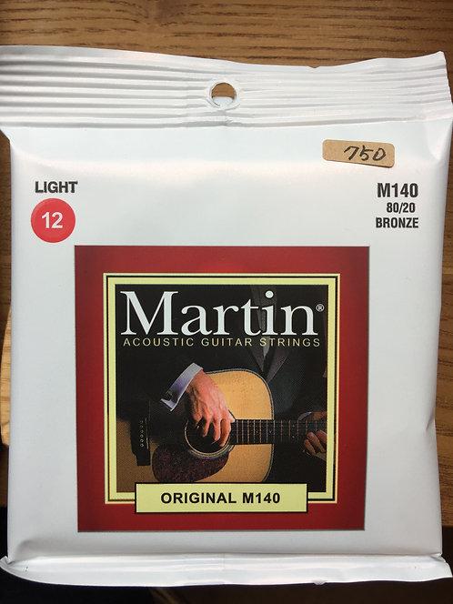Martin M140 Light 12