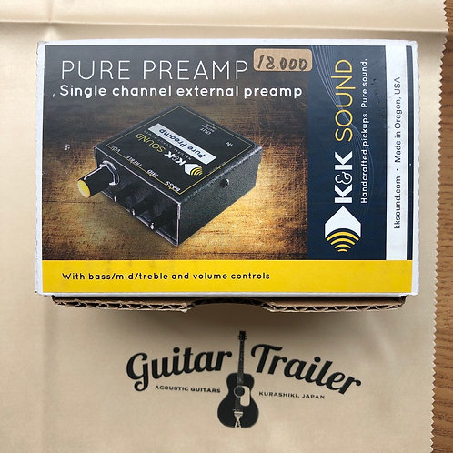 K&K Sound Pure Preamp