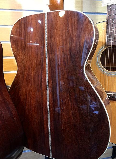 HF 280 Madagascar Rosewood Custom Ebony Bar! 百瀬氏作