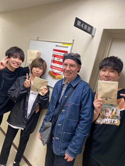 with Official髭男dism