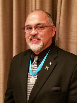 John Padilla 2017 Turquoise Medal