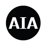 New AIA Logo BW.png