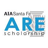 AIA_Santa_Fe_logo_ARE Scholarship 2-01.j