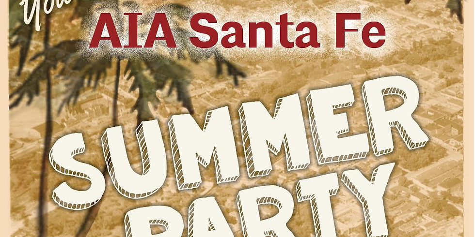 AIA Santa Fe Summer Party