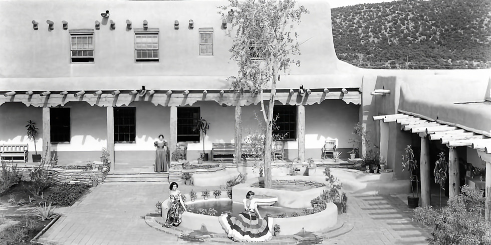 Rehabilitating a Landmark:  The National Park Service Building on Old Santa Fe Trail