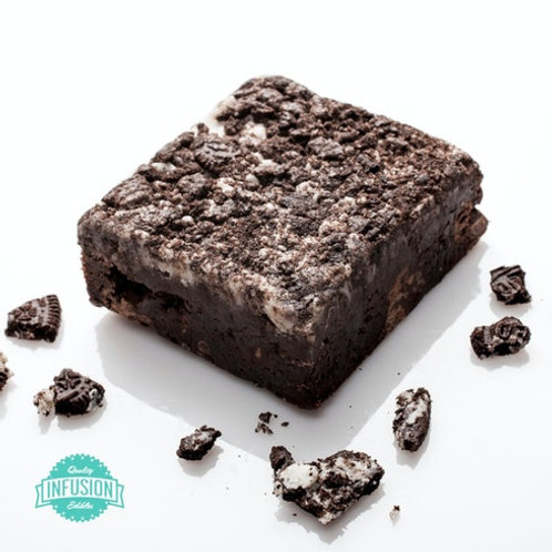 Cookies N Cream Brownie 100mg