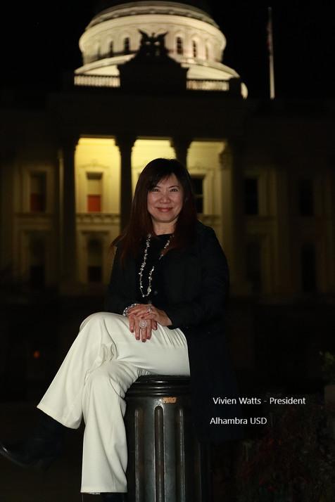 Vivien Watts - President