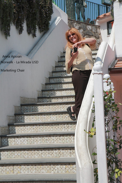 Anna Apoian - Marketing Chair