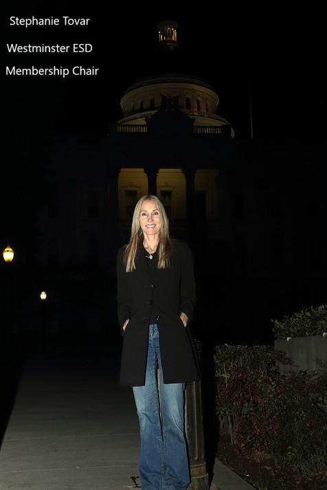 Stephanie Tovar - Membership Chair