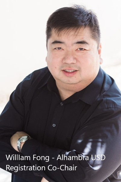 William Fong - Registration Co-Chair