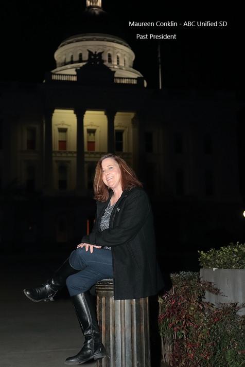 Maureen Conklin - Past President