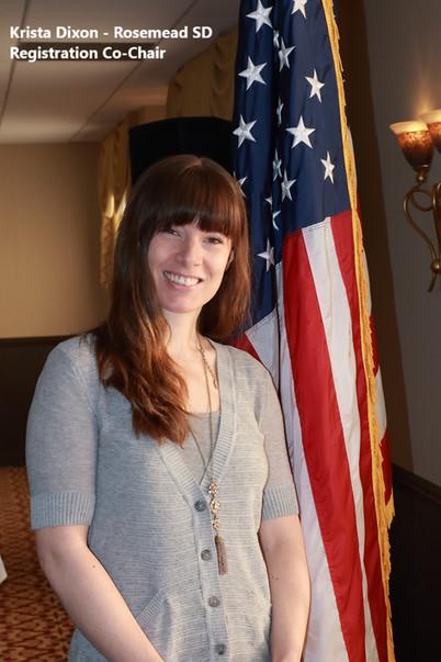Krista Dixon - Registration Co-Chair