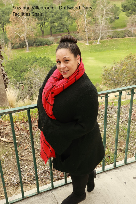 Suzanne Villedrouin - Facilities Chair