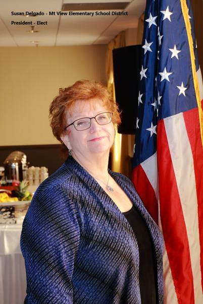 Susan Delgado - President Elect