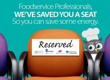 SoCalGas Food Service Webinars