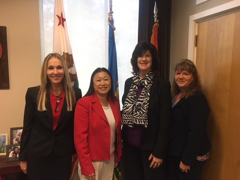 With State Senator Janet Nguyen