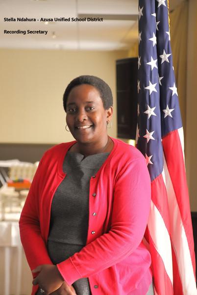 Stella Ndahura - Recording Secretary