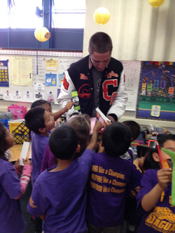 Athletes as Readers and Leaders