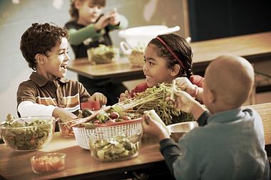 Smarter School Meals