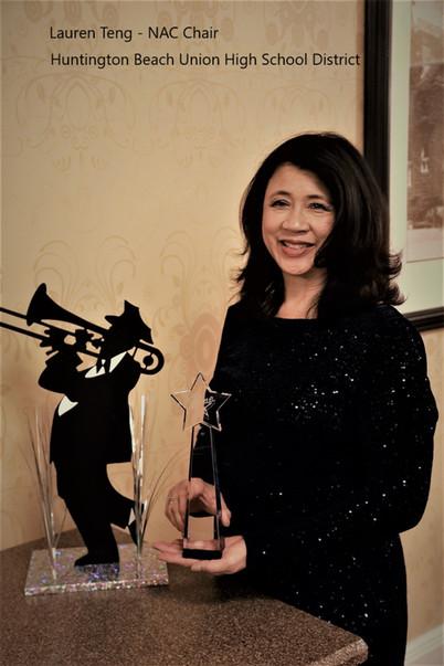 Lauren Teng - NAC Chair